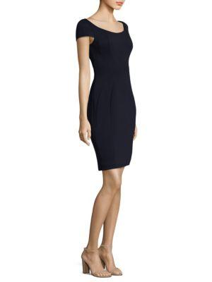 WOMAN BERNICE CADY MINI DRESS BLACK