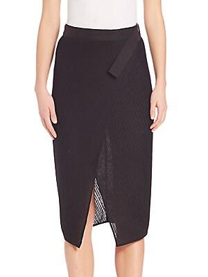Lisse Wrap Skirt