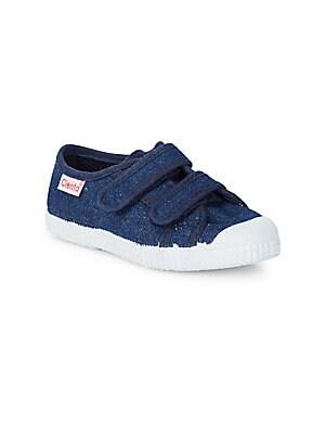 Boy's Denim Sneakers