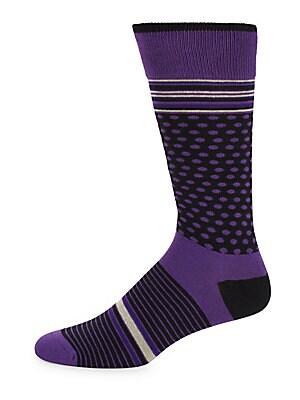 Mixed Pattern Socks