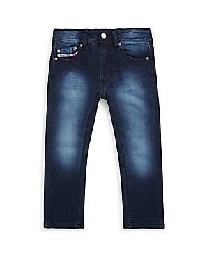 Boys FivePocket Skinny Jeans