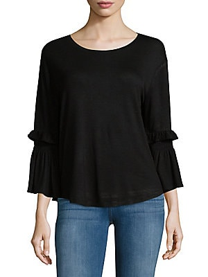 Scoopneck Blouse
