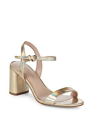 Becca Washed Iridescent Sandals