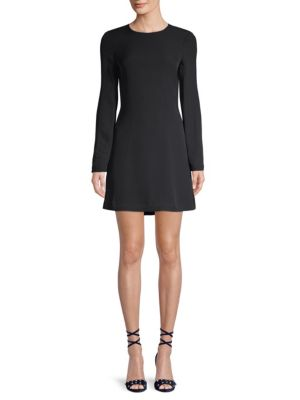 KINSLEY SILK DRESS