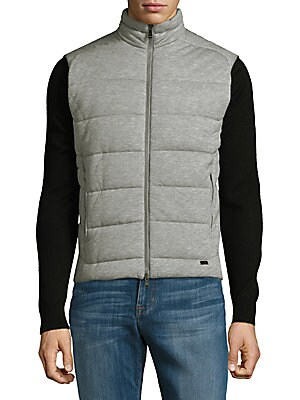 Active Quilted Vest