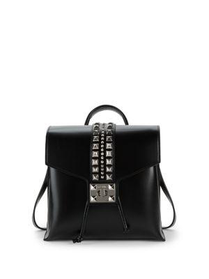 Olivier Leather Backpack