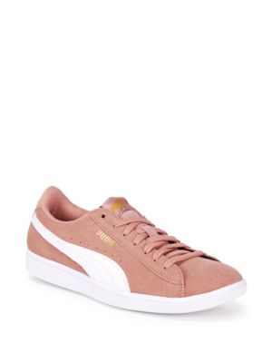 Vikky Suede Sneakers
