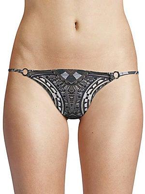 Tribal String Bikini Bottom
