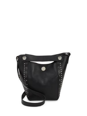 Dolly Small Leather Tote