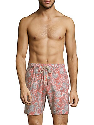 Beacon Print Floral Trunks