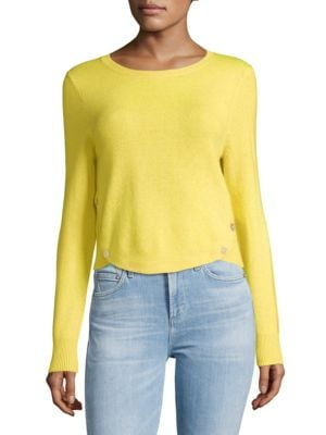 Aileen Wool & Cashmere Sweater