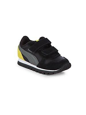 Baby's Suede Sneakers