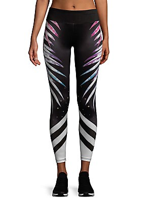 Allura Sublimated Leggings