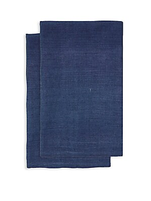 Linen-Cotton Dish Towels/ Set of 2