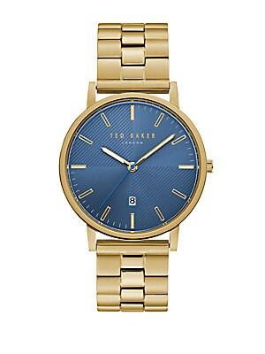 Dean Stainless Steel Bracelet Watch
