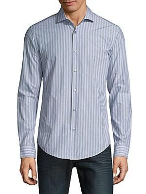 Ridley Striped Dress Shirt