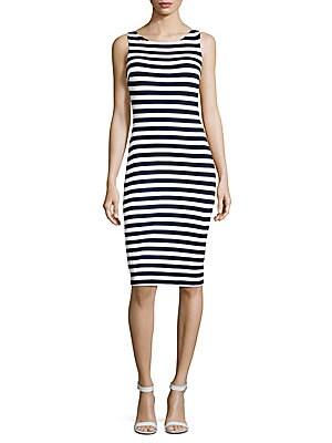 Christel Stripe Dress