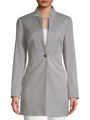 Inverted Collar Jacket