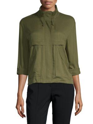 Cindi Full-Zip Jacket