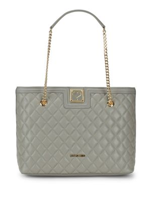 Quilted Chain Tote