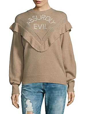 Absurdly Evil Sweater