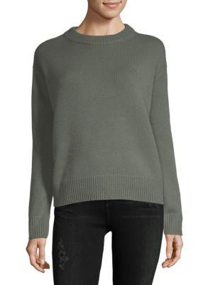 Boxy Crew Sweater