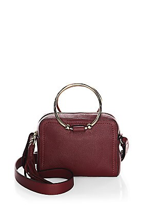 Astor Leather Camera Bag