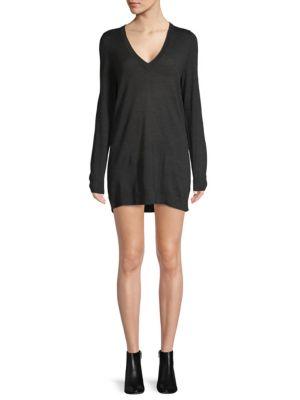 Rea Wool Mini Dress