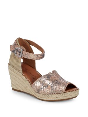BY KENNETH COLE CHARLI ESPADRILLE WEDGE