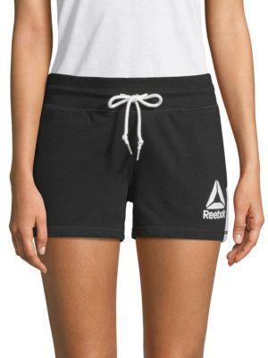Throwback Drawstring Shorts