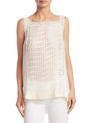MAPLES SPORTIVE SLEEVELESS TOP