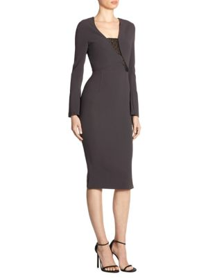Ormond Asymmetric Dress
