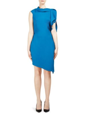 Arundel Asymmetric Dress