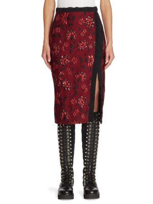 Sandrin Jacquard Skirt