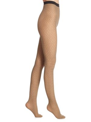 Fabi Knitted Tights