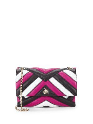 Sac Sugar Mini Leather Shoulder Bag