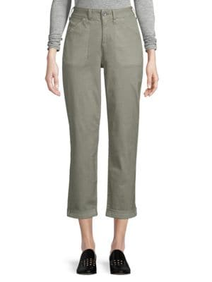Relaxed Chino Pants