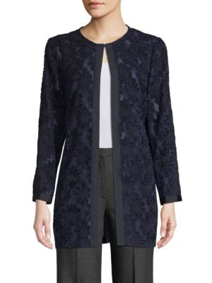 Embroidered Lace Jacket