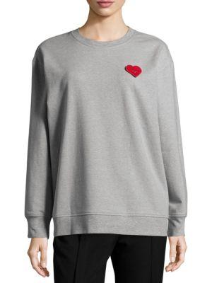 Emoji Cotton Sweatshirt