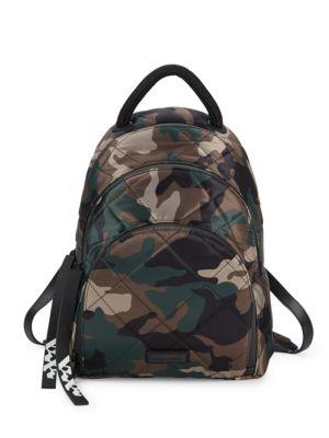 Sloane Camo Backpack