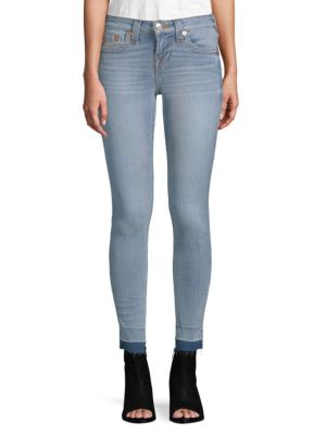 Ankle-Length Skinny Jeans
