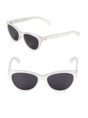 56MM Butterfly Sunglasses