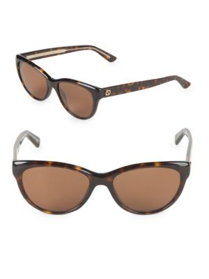 53MM Butterfly Sunglasses
