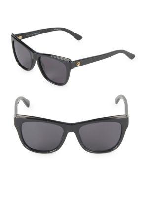 6b05c318f20c2 GUCCI 49Mm Square Sunglasses
