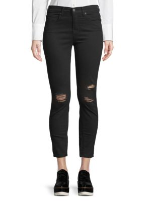 Runaway Cropped Jeans