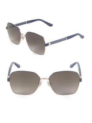 Sia 61MM Oversized Sunglasses