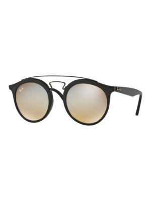 20MM Gatsby Round Sunglasses