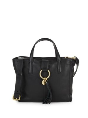 FANTINE O RING GROUP SMALL TOTE BAG