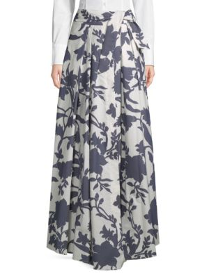 Jackie Floral Maxi Skirt