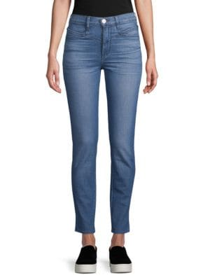 Straight-Fit Jesse Minet Higher Ground Jeans